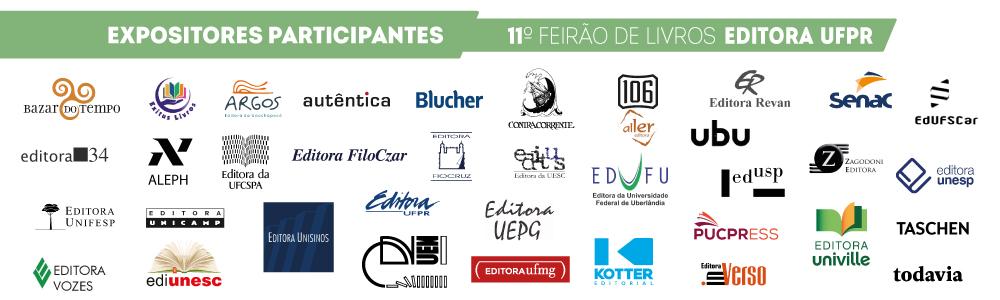 Evento conta com a participação de 36 editoras